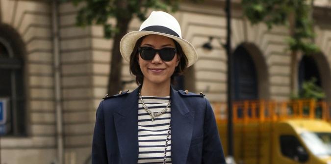 Sombreros para mujeres con pelo corto